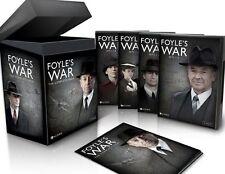 FOYLE'S WAR THE COMPLETE SAGA on DVD Series 1-8 - Season 1 2 3 4 5 6 7 8 Foyles