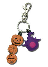 Soul Eater Pumpkin Blair Kishin Key Chain Anime NEW