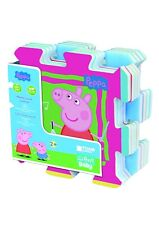 Trefl 8 Pièces Bébé Enfant Souple Mousse Tapis Peppa Pig Sol Puzzle Neuf