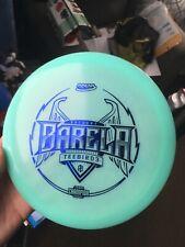 Innova Champion Color Glow Teebird3 Anthony Barela Tour Series Teal W Blue Stamp