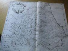 United Kingdom Yorkshire Antique Original Antique European Maps & Atlases