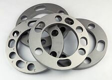 """4 Aluminum Wheel Spacers 5 x 5.5"""" or (135mm) & 6 x 5.5"""" or (135mm) 1/2"""" Thick"""