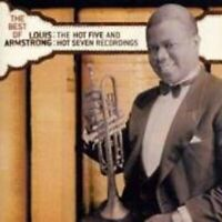 Louis Armstrong - The Best of Louis Armstrong: The Hot Five and Hot Sev (NEW CD)