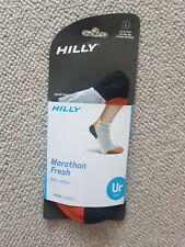 Hilly Marathon Fresh running socks - Large UK 9-11.5