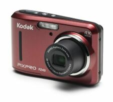 KODAK FZ43-RD 16-Megapixel  PIXPRO Compact Digital Zoom Friendly Optical Camera