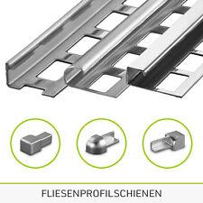 HORI Fliesenprofile Winkel-, Runkantenprofil Außenecken und Innenecken (3,60?/m)
