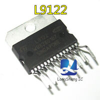 5pcs  L9122 L9I22 L91ZZ L91Z2 L912Z L9122 ZIP15 IC Chip new