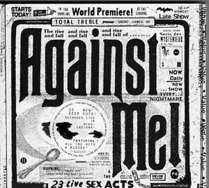 Against Me - 23 Live Sex Acts CD digipak