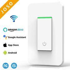 WiFi Wireless Smart Wall Light Switch Outlet Works with Alexa Google Echo