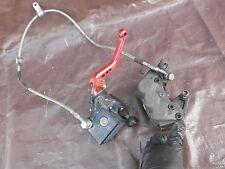 Front brake caliper master brakes pads line Buell Ulysses XB12X xb12 09 #K20