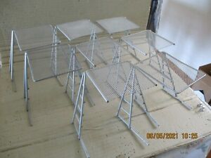 8 Display Stands for Model Diecast / Cars / Boats / Airplanes / Trucks