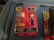 Teen Titans Starfire & Speedy NEW ON CARD