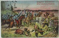 Österreich, Dragoner gegen Russen, an den Kaplan von Groß St. Florian (22196)