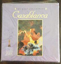 Casablanca CD Hong Kong CIC VCD MVCD-014 Academy Award Winner Bogart LN