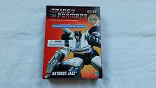 *** Transformers Reissue Jazz MISB ***