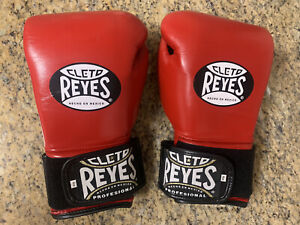 Boxing Gloves 🥊 Extra padding 16oz Cleto Reyes