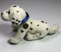 My Twinn Poseable Pets Dalmatian with Blue Collar and Metal Name Tag
