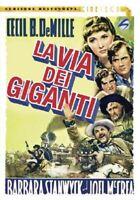 La Via Dei Giganti (DVD - Cineteca Quadrifoglio - Nuovo)