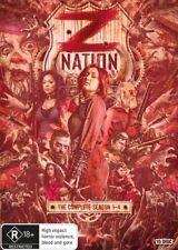 Z Nation : Season 1-4 (DVD, 2018, 15-Disc Set)