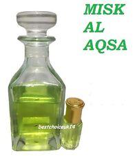 Misk AL AQSA 3ml olio di fragranza con tono fresco Muschio agrumi