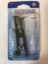 2-Pack Snap-Off Toilet Flange Bolts