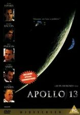 Apollo 13 DVD (1999) Tom Hanks, Howard (DIR) cert PG FREE Shipping, Save £s