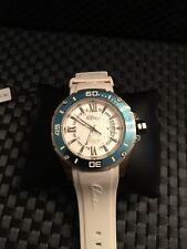 Elini Barokas 10196- Men's White Watch