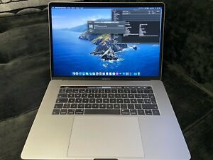 "Macbook Pro 15"" Touch Bar i7, 2.9GHZ, 512Gb 16Gb Radeon Pro 460 4Gb A1707 Gray"