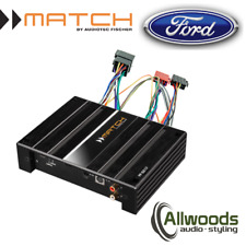 Match Amp and harness Package PP62DSP + FREE PP-AC Harness Cable Ford Mondeo