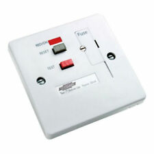 Timeguard TFP10WL RCD Fused Connection Unit Socket - White
