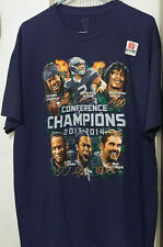 NFL Players Fans Only LLC Seahawks Conference Champions XL tee-shirt with Lynch
