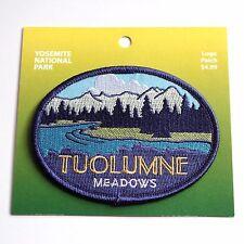 Official Yosemite National Park Souvenir Patch Tuolumne Meadows California