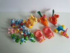 Muppet and Muppet Babies Vintage McDonald's Toy Lot