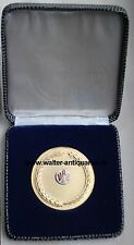 Original VBB Berlin Medaille Fußball Nationalmannschaft-Stadtmannschaft 1961