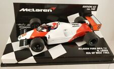Minichamps 1:43 McLaren Ford MP4/1C - Niki Lauda - USA GP West 1983