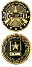 U.S. Army Ranger Challenge Coin