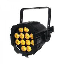 eLumen8 Alu HEX LED Par 64 Black (12 x 12W 6in1 RGBWAUV)