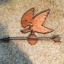 Weathervane Bird With Arrow