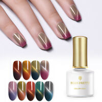 BORN PRETTY Thermal Magnetic Gel-lack Nail Polish Color Changing Soak Off UV Gel