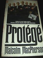 Protégé by Malcolm MacPherson Golden Apple Edition Dec 1984 Paperback