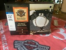 HARLEY DAVIDSON 2003 100th ANNIVERSARY PRISMATIC AIR WING HORN COVER KIT