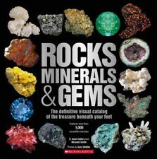 Rocks, Minerals, and Gems by Inc. Scholastic (English) Paperback Book Free Shipp