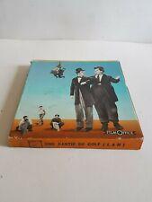 """Film super 8 Laurel et Hardy """"Une partie de golf"""" Film Office"""