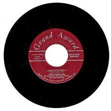 Cozy Cole 1959 Grand Award 45rpm Caravan Part 1&2 Rex Stewart Tyree Glenn cLEAn!
