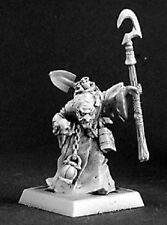 Jos Gebbler Mercenaries Mage Reaper Miniatures Warlord Necromancer Wizard Caster