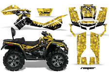 Can-Am Outlander Max ATV Graphic Kit 500/800 AMR Decal Sticker Part REAPER Y