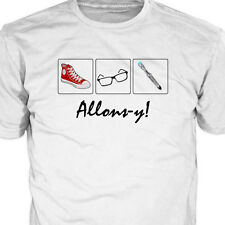 Doctor Who 10th Doctor Allons-y t-shirt