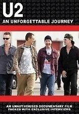 U2 - An Unforgettable Journey (DVD, 2004). Reg 4