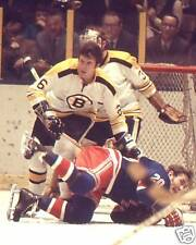 DON AWREY Boston Bruins Photo #2 (c)