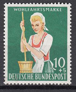 BRD 1958 Mi. Nr. 298 Postfrisch LUXUS!!!